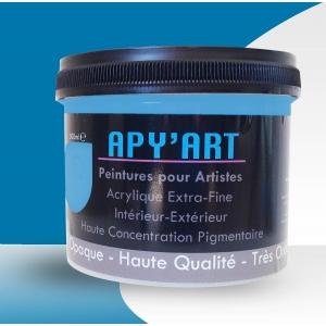 Peinture acrylique Bleu ciel