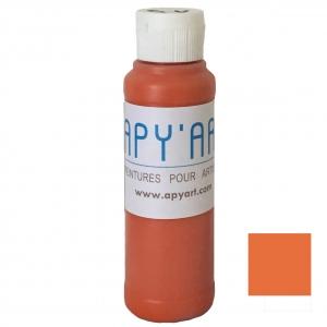Pigment liquide Orange Vif 100ml
