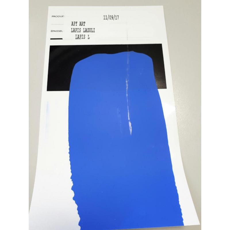 Bleu Lapis Lazulil 500ml Peinture Acrylique