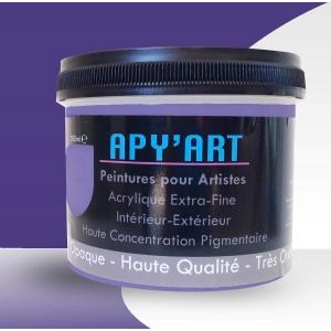 violet pop pot peinture apyart