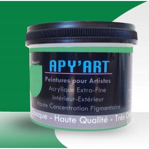 Peinture acrylique vert gazon 500 ml