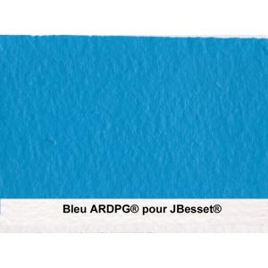Bleu ARDGP application peinture acrylique