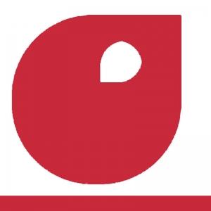 Rouge de cadmium moyen vignette peinture acrylique