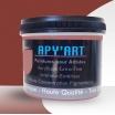 Rouge de oxyde clair pot peinture acrylique