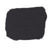 Noir foncé application peinture acrylique 75ml
