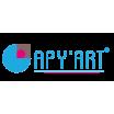 Noir foncé vignette peinture acrylique 75ml