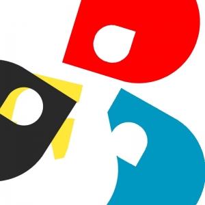 Pack primaire (rouge) + Noir & Blanc