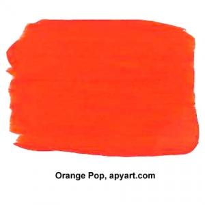 Orange pop 500ml