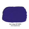 Peinture acrylique Bleu indigo