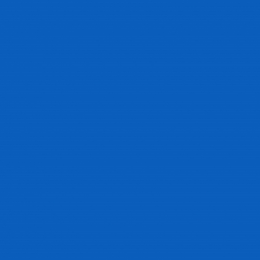 couleur Bleu de cobalt