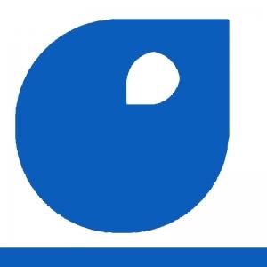 palette Bleu de cobalt