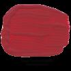 Rouge tomate peinture acrylique