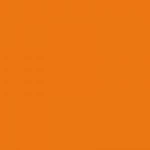 peinture acrylique orange agrume