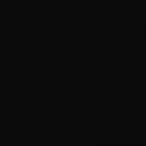 Noir foncé couleur peinture acrylique 500ml