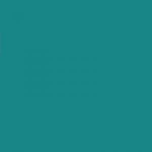 Peinture acrylique Bleu turquoise 500ml