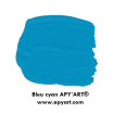 bleu cyan palette