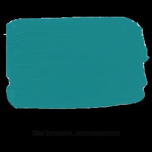 Peinture acrylique Bleu turquoise 75ml