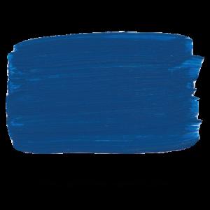 Peinture acrylique Bleu gentiane