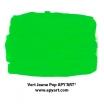 Peinture acrylique vert jaune pop