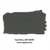 Vert olive vignette peinture acrylique