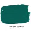 Vert opale vignette peinture acrylique