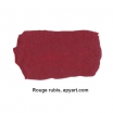 palette rouge rubis