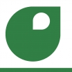 Vert de sécurité vignette peinture acrylique
