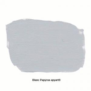 Blanc papyrus image application peinture apyart©