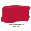 Rouge Framboise vignette peinture acrylique