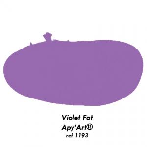 couleur violet fat application