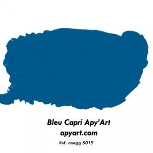 nuancier Peinture acrylique Bleu capri