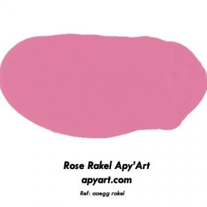 nuancier peinture apyart rose Rakel