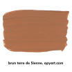 nuancier peinture apyart terre de sienne