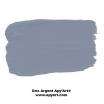 gris argent application peinture 75 ml
