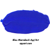 Bleu Marrakech application peinture 75ml