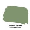 Vert Pâle pot peinture acrylique