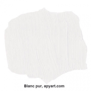 peinture apyart blanc pur