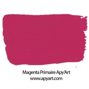 peinture acrylique magenta 2L