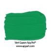 Peinture acrylique vert gazon application