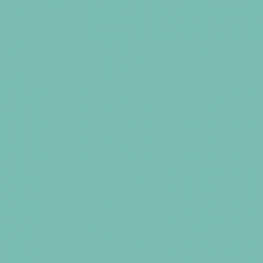 Peinture acrylique turquoise  Rétro 75ml