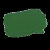 Vert herbe application peinture acrylique