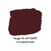 Rouge vin application peinture apyart®