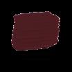 Rouge vin application peinture acrylique