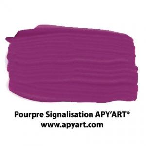 peinture pourpre signalisation apyart 500 ml