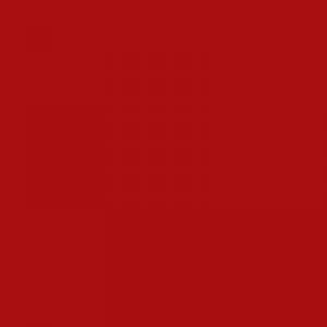Rouge signalisation peinture acrylique