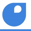 Peinture acrylique Bleu pervenche 75ml apyart