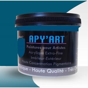 Bleu  pétrole peinture apyart 500 ml