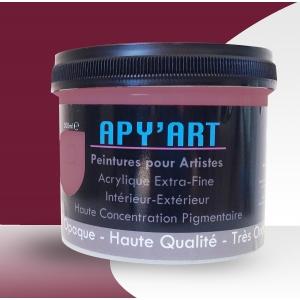 Peinture acrylique Violet bordeaux
