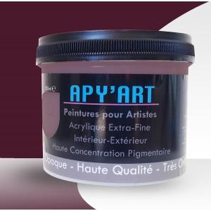 Peinture acrylique Violet pourpre