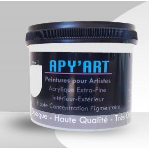 Peinture acrylique Gris agate